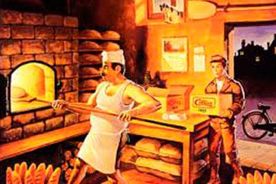 Panadería CONDADO, S.L. SALVATERRA DO MIÑO (Pontevedra) Teléfono 639 817 090