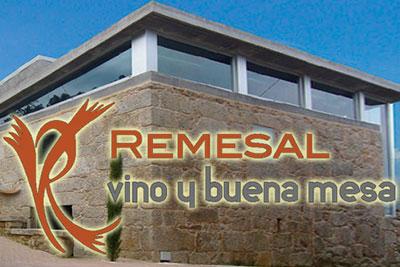REMESAL, vino y buena mesa c/ Remesal, 5 36713 Randufe – Tui (Pontevedra) Teléfono: 986 603 135 www.remesal.es